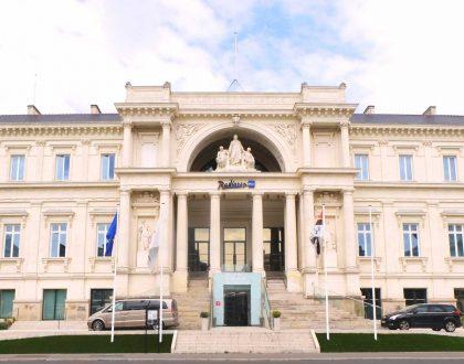 L'Hôtel Radisson Blu de Nantes