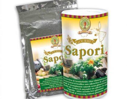 Le Bouillon Bio Sapori sans Glutamate