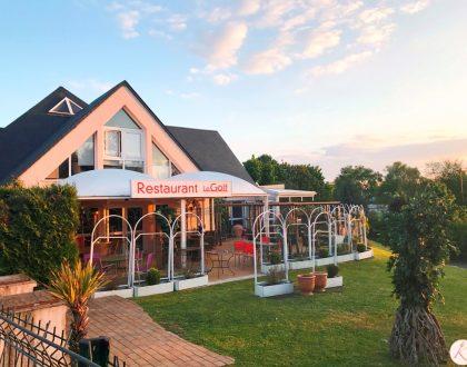Le restaurant Le Golf Gonesse