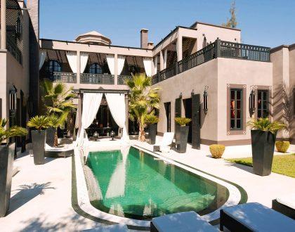 La Villa Mano à Marrakech - Voyage/Road trip au Maroc