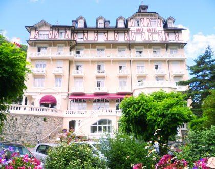 Le Golf Hôtel****
