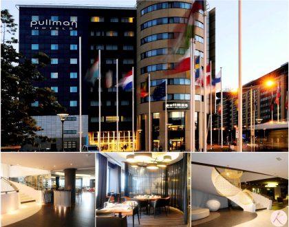 Le Pullman Brussels Centre Midi****