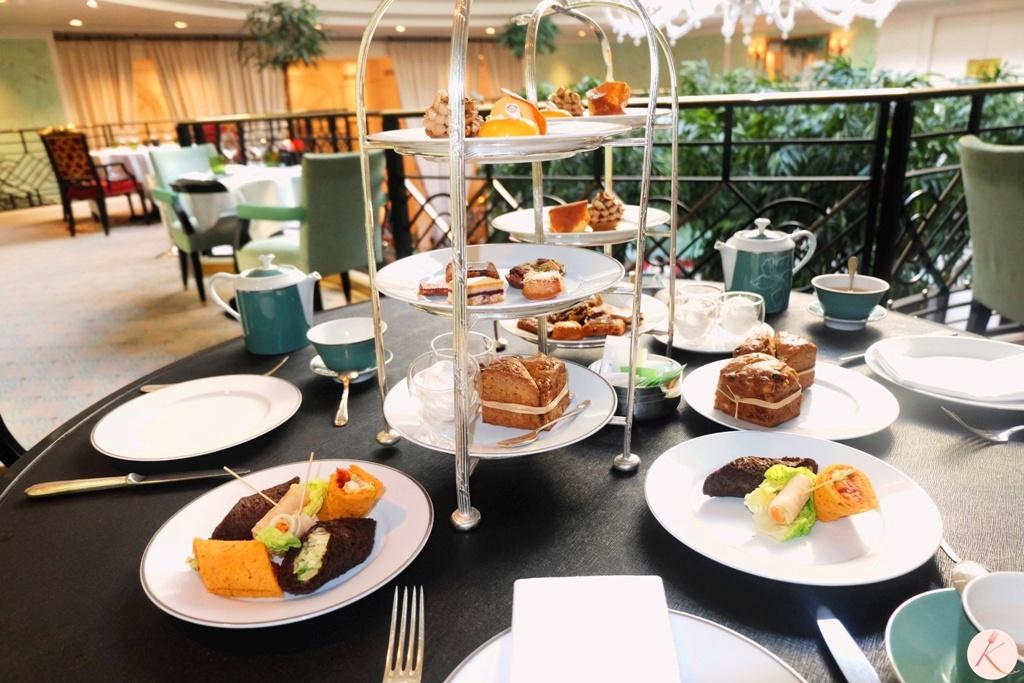 Le Tea time du Shangri-la Hôtel Paris