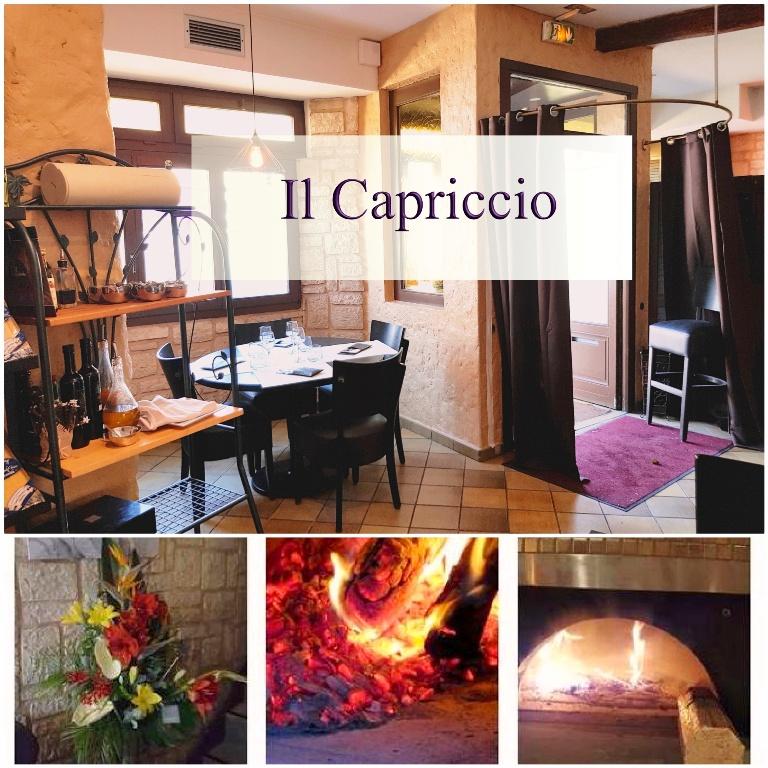 Restaurant italien : IL CAPRICCIO à Enghien-les-Bains
