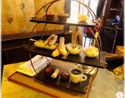 L'Afternoon Tea vénitien du Caffè Stern