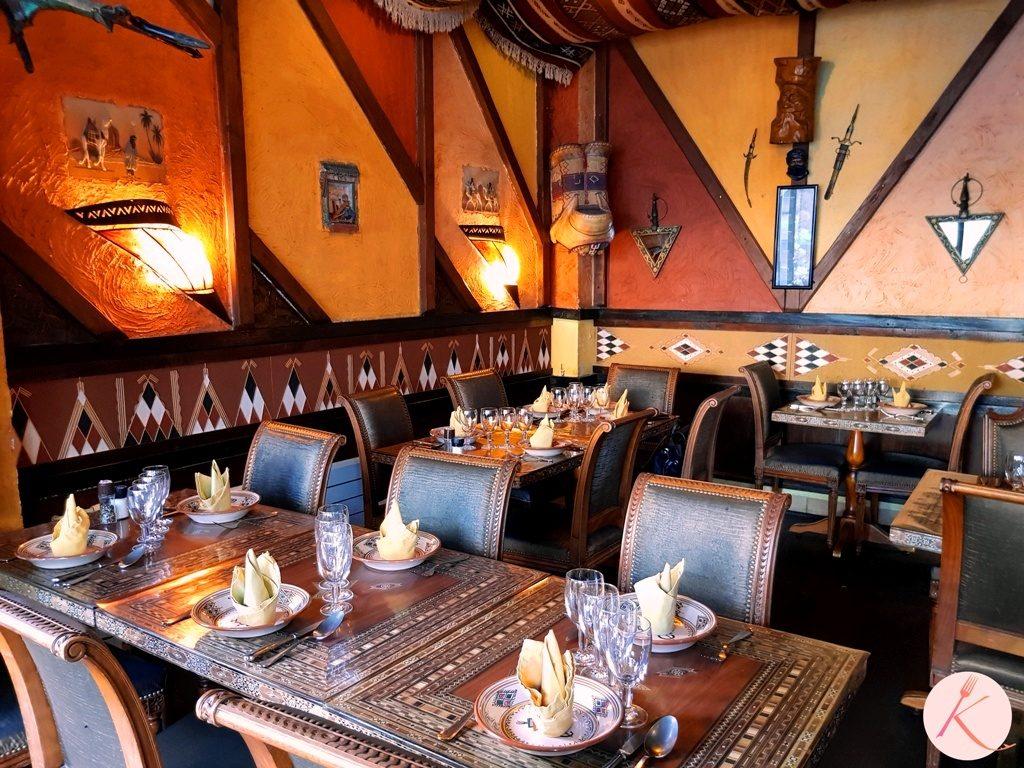 Restaurant marocain L'Atlantide