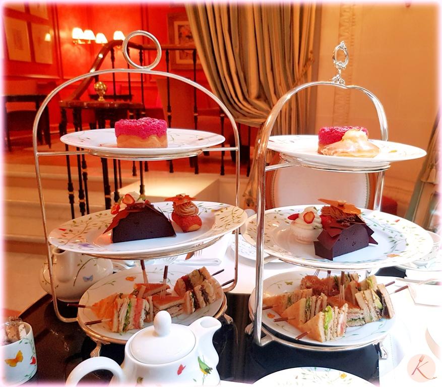 Le Tea time du Café Antonia - Le Bristol Paris
