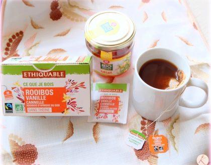 Instanthé #1 : mes thés/tisanes chouchous de grande distribution