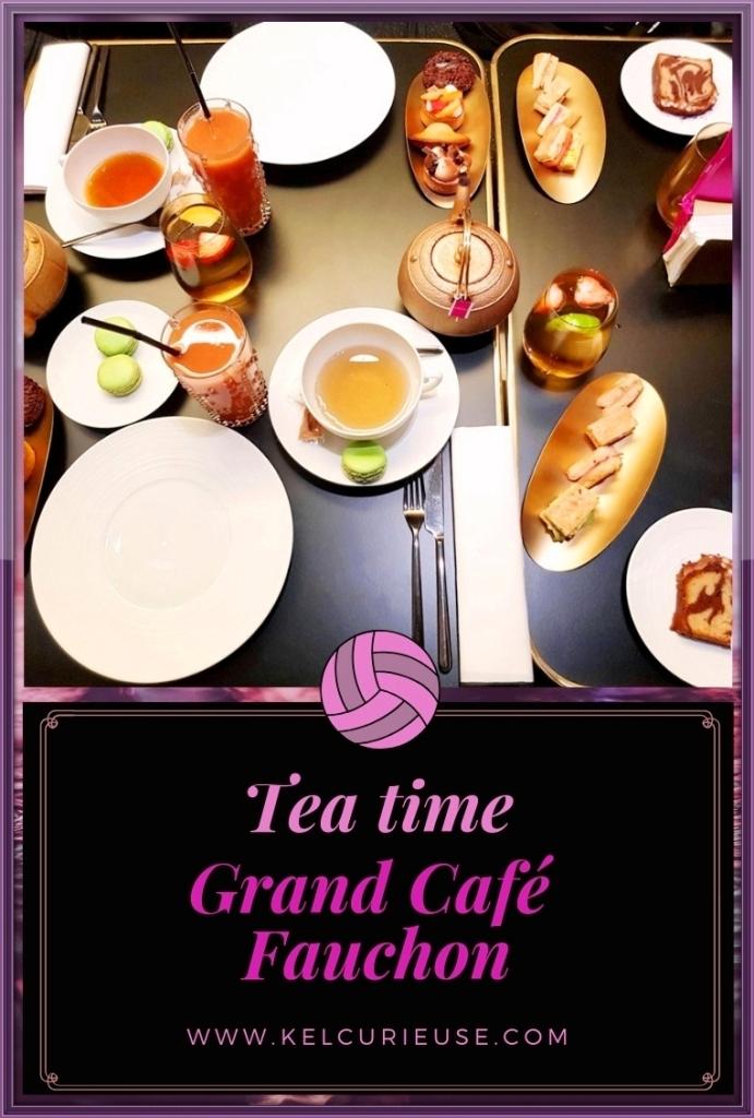 GRAND CAFE FAUCHON PARIS