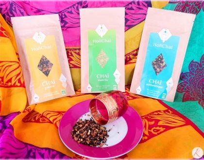 Instanthé #2 : les thés indiens d'HoliChai