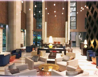 Le bel hôtel Southern Sun Abu Dhabi