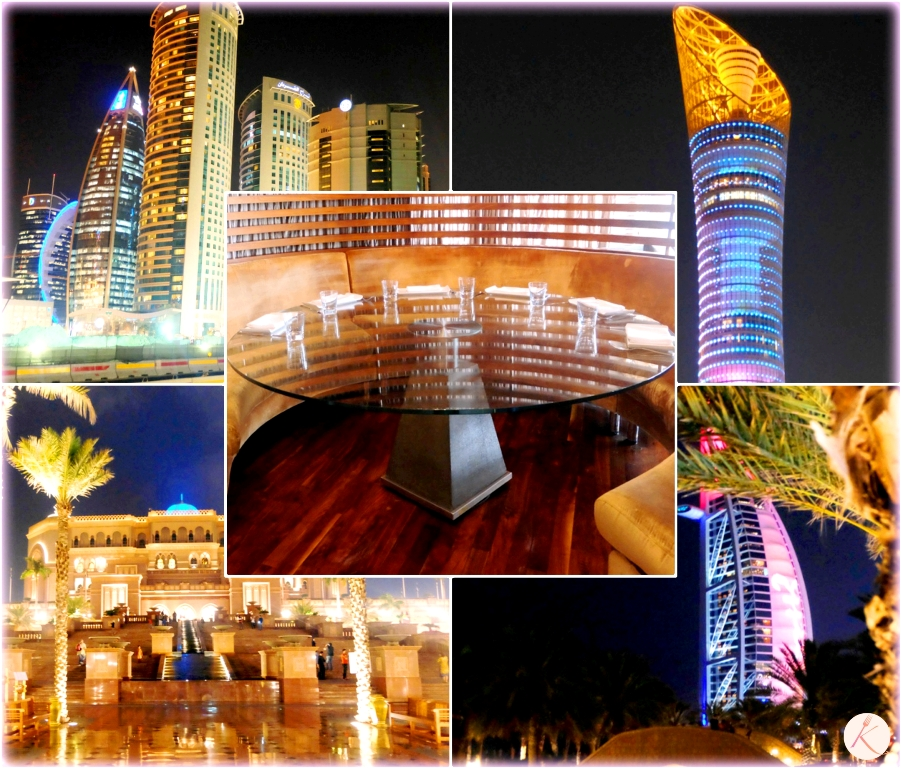 Où bien manger sans se ruiner à Dubaï, Abu Dhabi et Doha