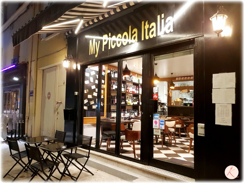 Restaurant italien My Piccola Italia à Conflans-Sainte-Honorine