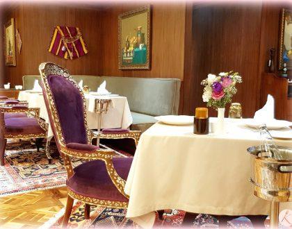 Zeferan Restaurant-Gastronomie azerbaïdjanaise
