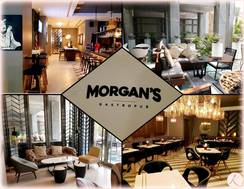 Le Morgan's Gastropub -  Dubaï