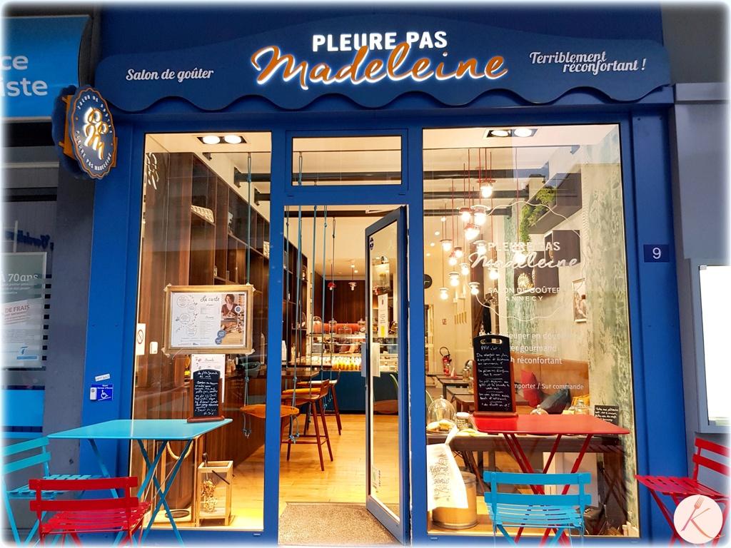 Pleure Pas Madeleine : Salon de Goûter à Annecy