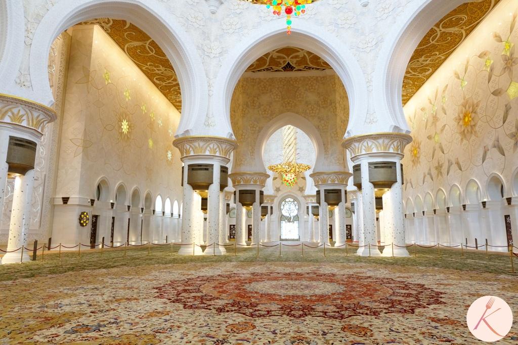 Mosquée Cheikh Zayed Abu Dhabi